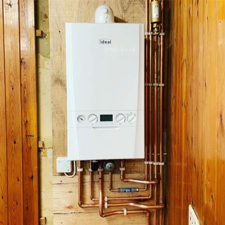 Ideal Logic Max Boiler Fitted In Leigh on Sea