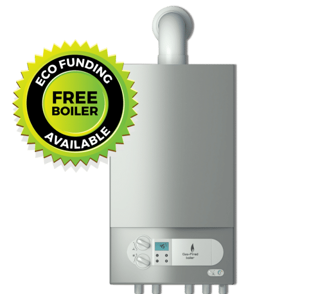 ECO new boiler funding available